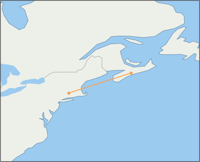 bdl-to-yhz