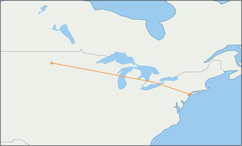 Cheap Flights from BIS to JFK: When to Fly from Bismarck ...