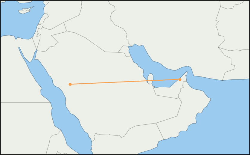 dxb-to-med