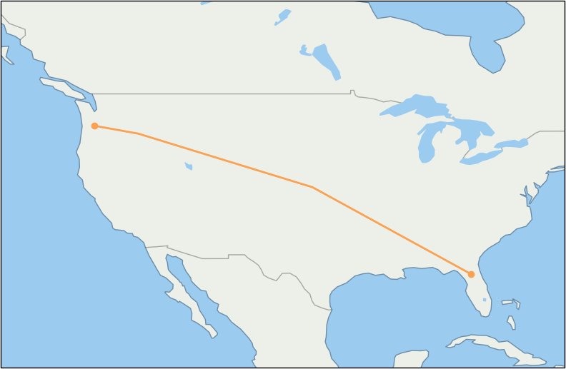 gnv-to-pdx