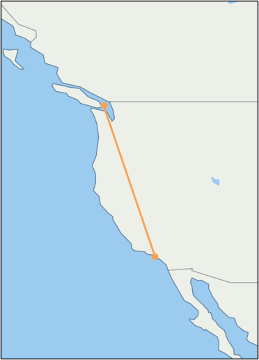 lax-to-yyj