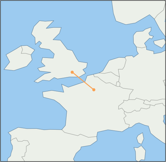 Cheap Flights from LHR to CDG: When to Fly from London to Paris