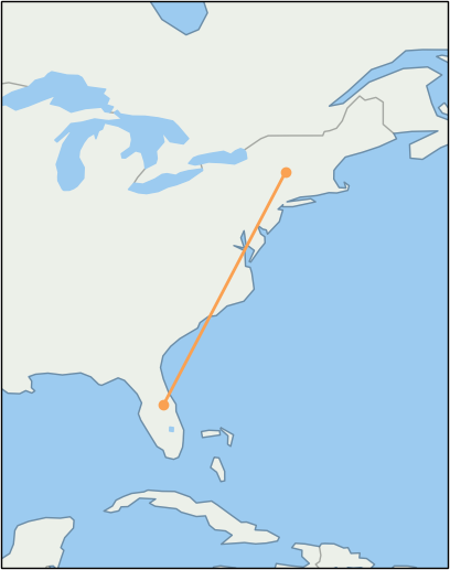 mco-to-alb