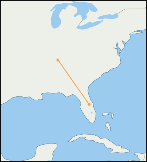 mco-to-bna