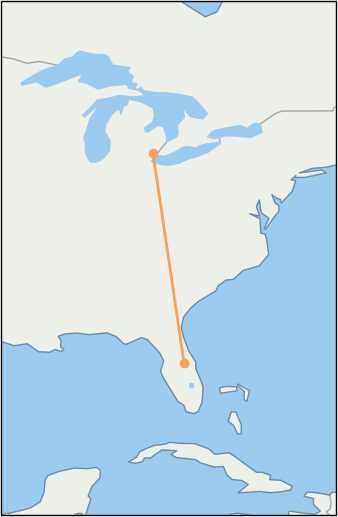 mco-to-dtw