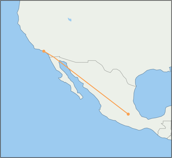 mex-to-lax