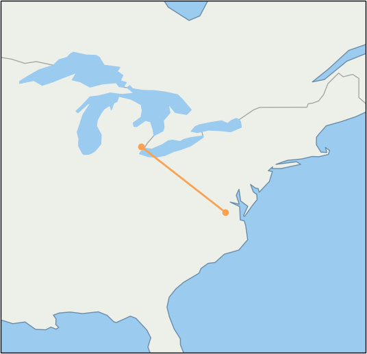 ric-to-dtw